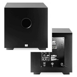 Subwoofer AAT Áudio Compact Cube 10