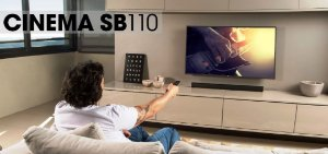 Soundbar JBL Cinema SB110