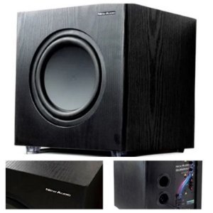 Subwoofer New Audio Sub 200FD 8 pol  200 Wrms