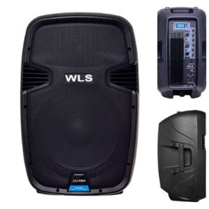 Caixa Acústica WLS  J12 PRO Ativa