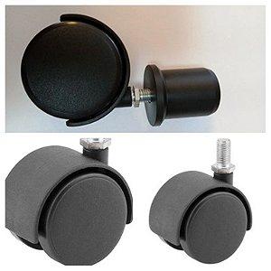 Rodízio Vonder R7,5 Black para Rack Airon