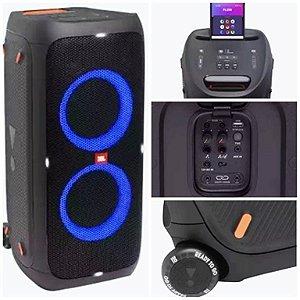 Caixa De Som Jbl Party Box 310 240w