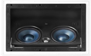 Kit Home 5.1 AAT - 1 cx LCR A100 +4cxs LR E100 + Sub Cube 10
