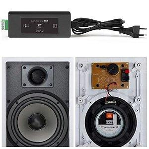 Amplificador AAT  BTA-1 ST + 2 Cxs JBL 6W21RT
