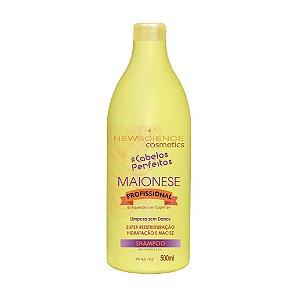 Shampoo - Maionese Profissional