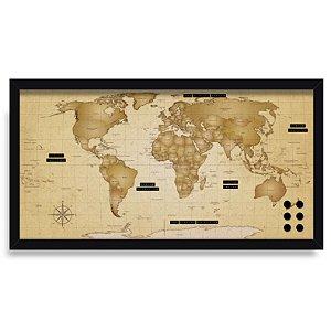 Mural Mapa Explore