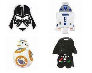 Tag para Bagagem Coleção Star Wars