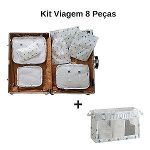Kit Viagem 8 Peças
