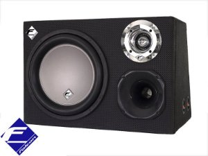 CAIXA TRIO FALCON( CX12 TN )350 RMS
