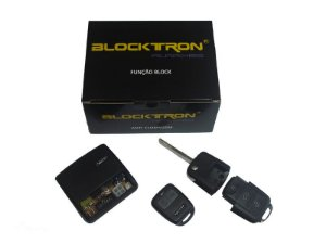 ALARME BLOCKTRON COM CONTROLE  CANIVETE