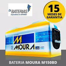 Bateria Moura 150 Amperes - Caminhões - Onibus - Trator