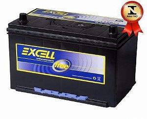 Bateria Automotiva Excell 95ah 12v Sprinter A5 Cayenne Boxer , Hilux / Hr / Veracruz / V60 / Grand Cherokee