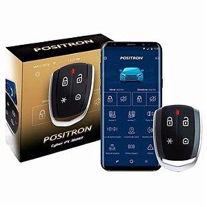 Alarme Automotivo Pósitron Px 360 Bt Universal Bluetooth