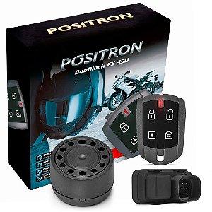 Alarme Moto Pósitron Duo Block Pro 350 Universal