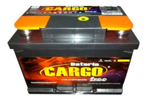 Bateria Cargo 50am Livre De Manutenção Lacrada