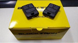 Alarme Blocktron + Bloqueador + Chave Canivete Modelo Novo