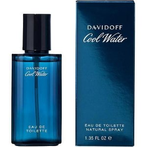 PERFUME COOL WATER EAU DE TOILETTE MASCULINO 125ML