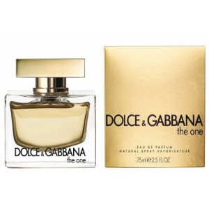 PERFUME THE ONE DOLCE GABBANA EAU DE PARFUM FEMININO 75ML