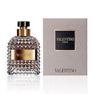 VALENTINO UOMO MASCULINO EAU DE TOILETTE 100ML