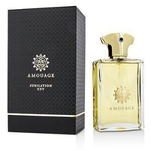 Amouage Jubilation XXV Edp spray de perfume 100ml para homens-