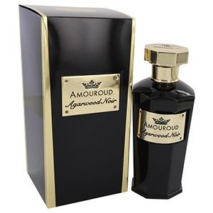 Amouroud Agarwood Noir Edp perfume spray 100ml unisex-