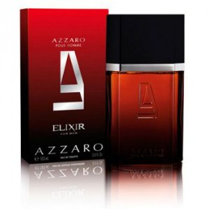 Azzaro Elixir Cologne Edt spray 100ml