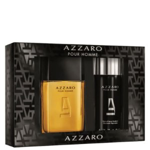 Azzaro Pour Homme Edt 100ml + Desodorante em spray 150ml Gift Set-