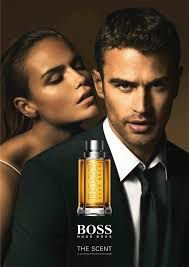 Hugo Boss The Scent Edt 100ml spray colônia para homens
