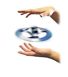 Disco voador Mágica Ufo Flutua Truque Levitação crianças adultos