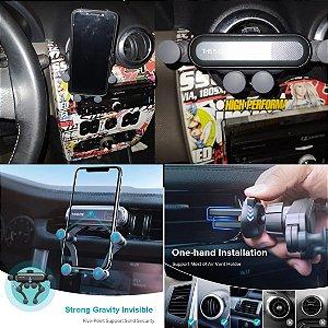 Suporte de Celular telefone para carro universal funciona na saída de ar