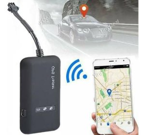 Rastreador Veicular Gps Gt02 Carro Moto Tracker Gsm Sem mensalidade
