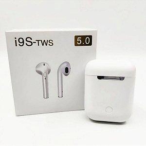 Fones De Ouvido Sem Fio Bluetooth i9S-TWS 5.0
