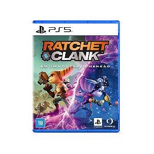 Ratchet and Clank: Em uma outra Dimensão PS5