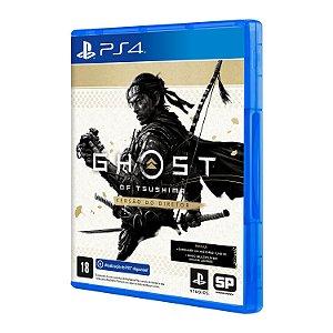 Ghost of Tsushima Versão do Diretor PS4