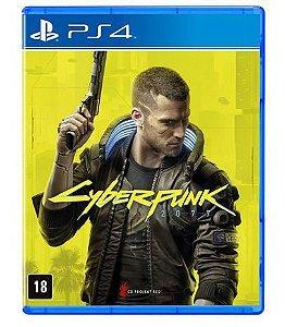 Cyberpunk 2077 Ed. Day One Para Ps4