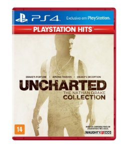 Uncharted: The Nathan Drake Collection - para PS4