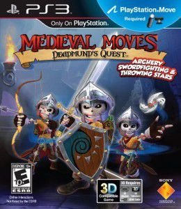Medieval Moves: Deadmund's Quest - PS3