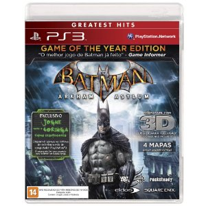Batman: Arkham Asylum - PS3