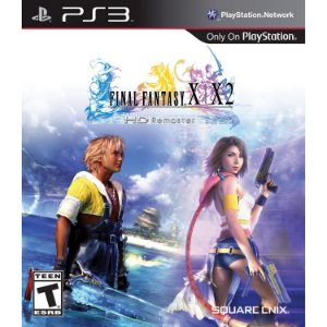 Final Fantasy X/X-2 HD - PS3