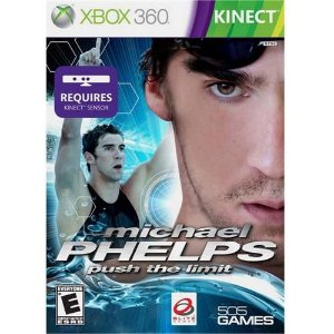 Michael Phelps: Push the Limit - XBOX 360