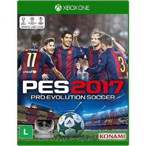 Pro Evolution Soccer 2017 (PES 17) - XBOX ONE