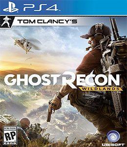 Tom Clancy's: Ghost Recon Wildlands - PS4