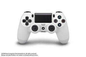 Controle Sony DualShock 4 ( Branco Glacial )