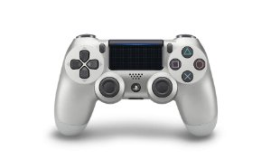 Controle Sony DualShock 4 ( SILVER )