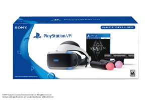 The Elder Scrolls V: Skyrim VR Bundle - CUH-ZVR2