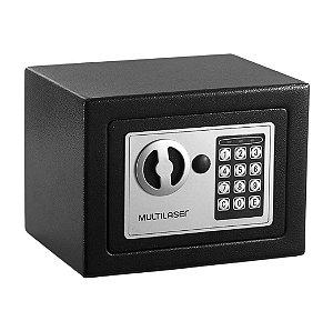 Cofre Eletrônico Multilaser Preto OF007