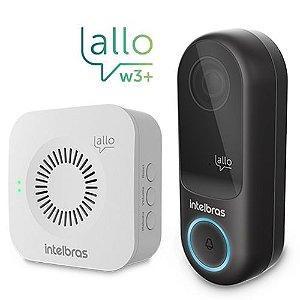 Videoporteiro Wi-Fi Allo w3+ Intelbras