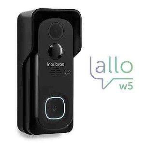 Videoporteiro Wi-Fi Allo w5 Intelbras