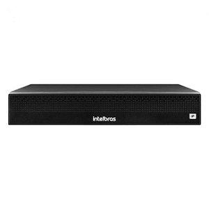 NVR Gravador Digital em Rede 4 Canais HD 3TB NVD 1304 Intelbras