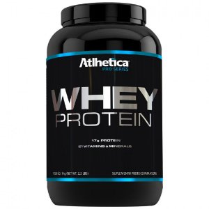 Whey protein pro series 1kg chocolate Atlhetica